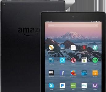 Amazon Fire HD 10 Inch Tablet (2015)